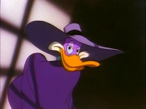 ЧС'рный Плащ (Darkwing Duck) - ВСРЃ о мультсериале - ЧП.